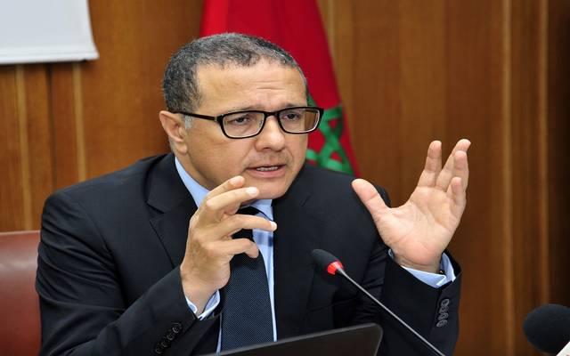 محمد بوسعيد وزير الاقتصاد والمالية بالحكومة المغربية