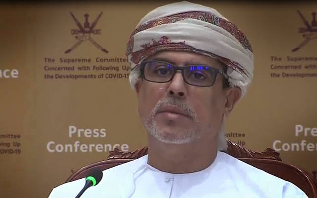 الرئيس التنفيذي لبنك التنمية العُماني عبد العزيز بن محمد الهنائي