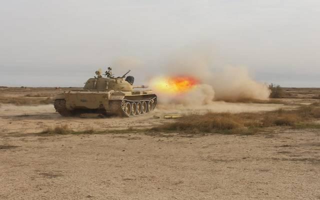 جانب من عمليات تابعة للجيش العراقي- أرشيفية