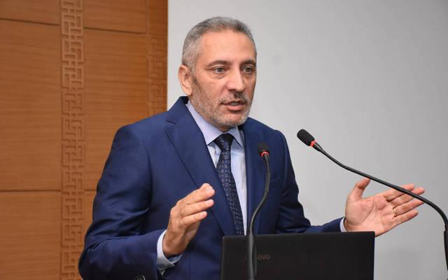 وزير الصناعة والتجارة المغربي مولاي حفيظ العلمي