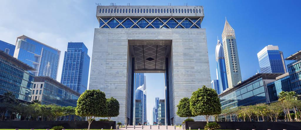 """3 مليارات درهم قيمة القضايا أمام محاكم """"دبي المالي العالمي"""" خلال 2019"""