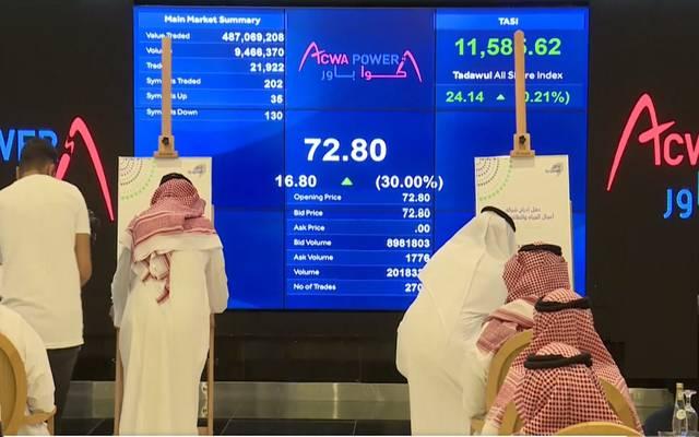 """قيمة """"أكوا باور"""" السوقية تقفز لـ14.2 مليار دولار..والصندوق السيادي الرابح الأكبر"""