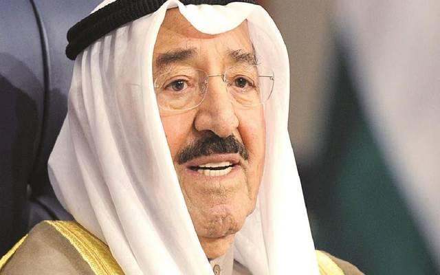 أمير الكويت - الشيخ صباح الأحمد الجابر