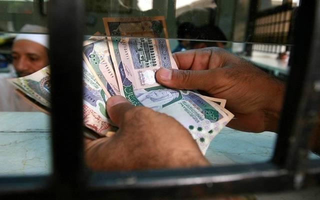 تعاملات بنكية بعملة الريال السعودي