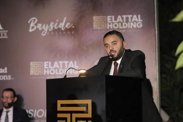 رئيس شركة العتال هولدينج أحمد العتال