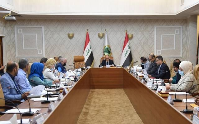 وزير المالية يترأس الجلسة الرابعة عشر للجنة إعداد استراتيجية الموازنة للأعوام 2022-2024