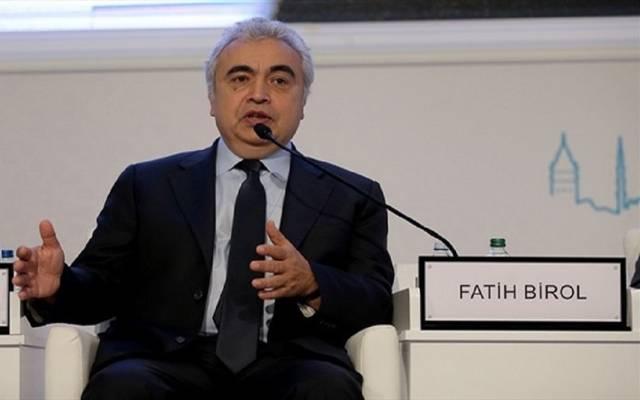 المدير التنفيذي لوكالة الطاقة الدولية