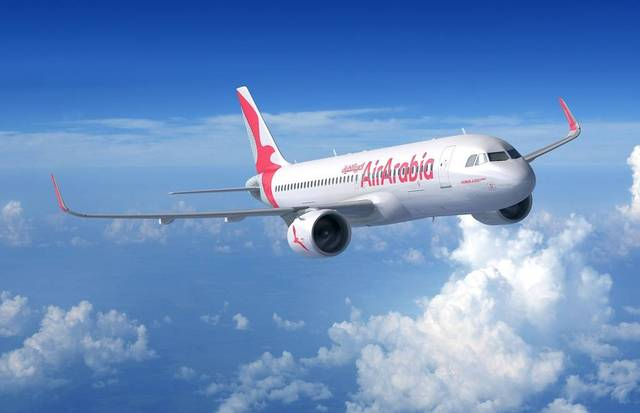 Air Arabia's entire fleet includes HEPA cabin air filters