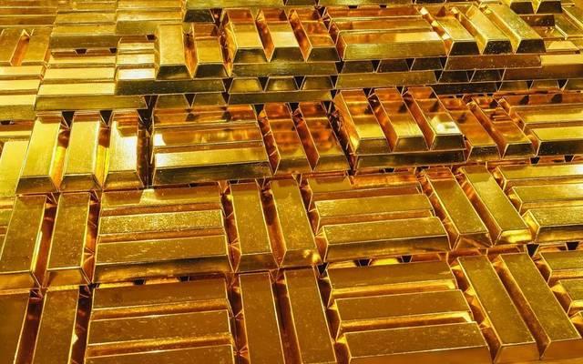 محدث..الذهب يفقد 34 دولاراً عند التسوية مع قوة العملة الأمريكية