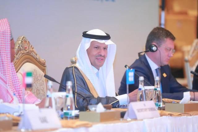 """وزير: سياسة السعودية النفطية تستهدف استقرار الأسواق العالمية وتماسك """"أوبك+"""""""