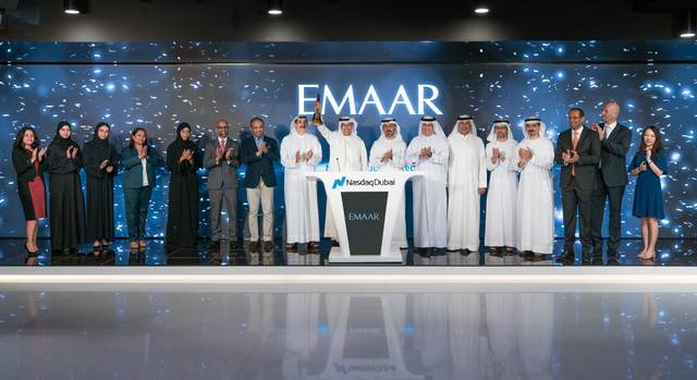 The 10-year sukuk is part of Emaar's $2 billion bond issuance programme