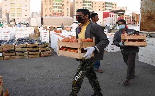 الكويت تقصر بيع منتجات سوق الأندلس على الجمعيات التعاونية والأسواق المركزية