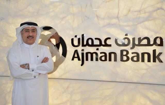 محمد أميري الرئيس التنفيذي لمصرف عجمان