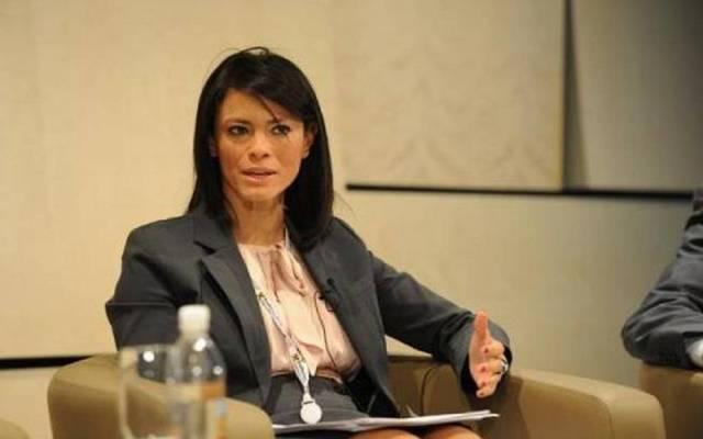 وزير ة السياحة المصرية رانيا المشاط