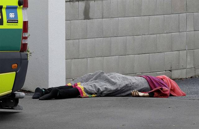 New Zealand terrorist attacks' toll reaches 49