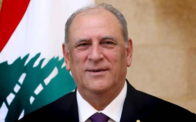 وزير الإعلام البناني جمال الجراح