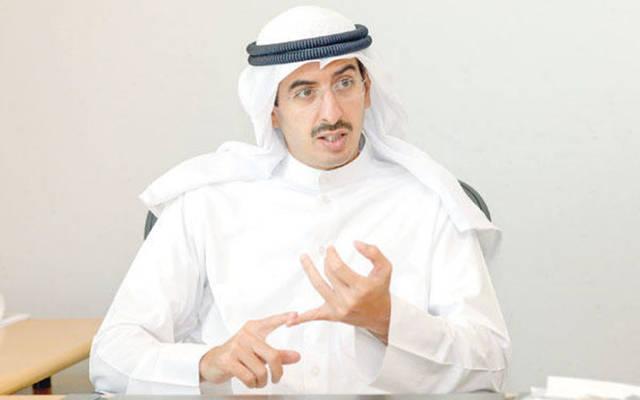 أحمد دعيج الصباح ، رئيس مجلس إدارة البنك التجاري الكويتي
