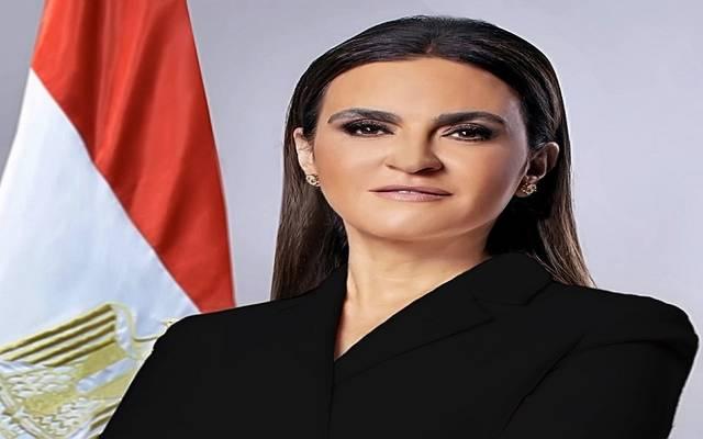 وزيرة الاستثمار والتعاون الدولي سحر نصر