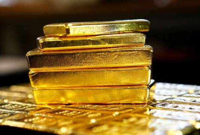 Gold prices firm as trade blues, Fed approach support dollar