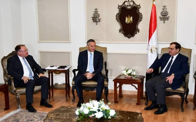 شركات ألمانية تبدي استعدادها تنفيذ 5 مشروعات بقطاع البترول المصري