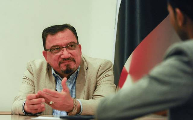 صباح عبد اللطيف مشتت مستشار رئيس الوزراء العراقي لشؤون الإعمار والاستثمار