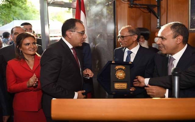 خلال مشاركة رئيس الوزراء في الاحتفالية التي أقامتها السفارة المصرية ببرلين بمناسبة ذكرى 23 يوليو