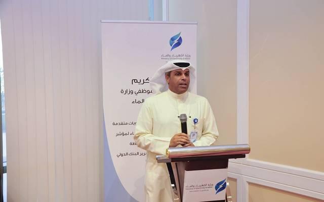 خالد الفاضل وزير النفط الكويتي