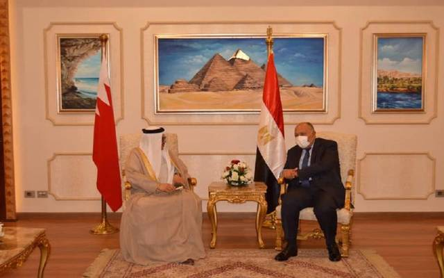 المُباحثات بين مصر والبحرين عكست توافق وجهات النظر إزاء مُجمل القضايا محل الاهتمام المشترك
