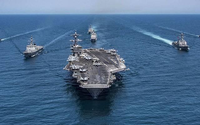 الأسطول الأمريكي الخامس