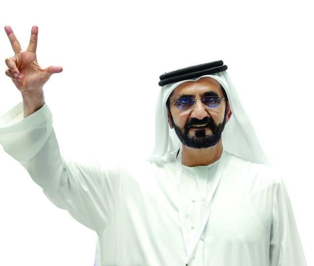 محمد بن راشد: إكسبو دبى سيكون الأفضل فى تاريخ المعرض