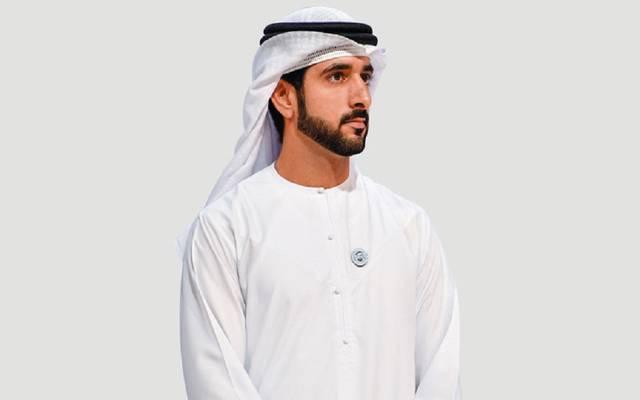 الشيخ حمدان بن محمد بن راشد ولي عهد دبي