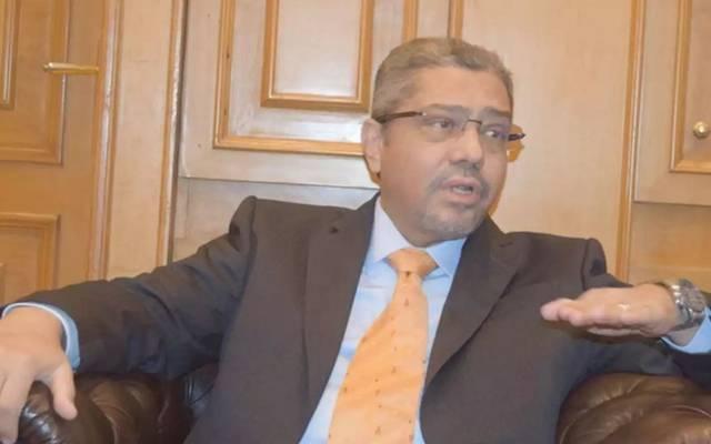 إبراهيم العربي رئيس الاتحاد العام للغرف التجارية - أرشيفية