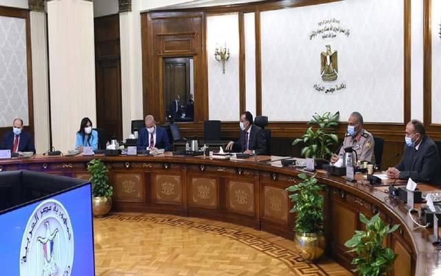 خلال اجتماع متابعة الموقف التنفيذي لمشروعات العاصمة الإدارية
