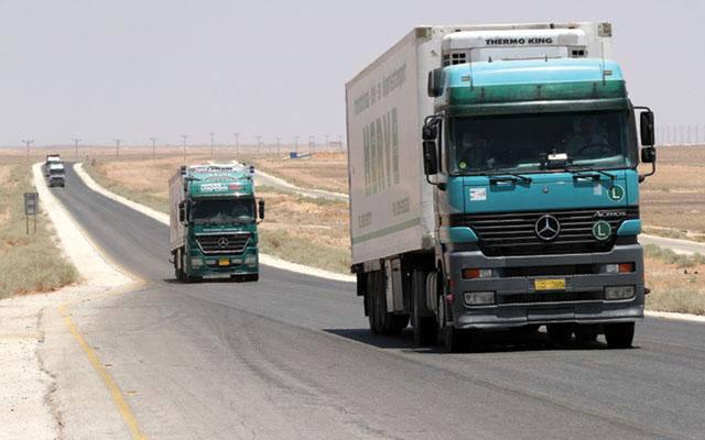 العراق اشترط 3 شروط لإعفاء السلع الأردنية من الرسوم الجمركية