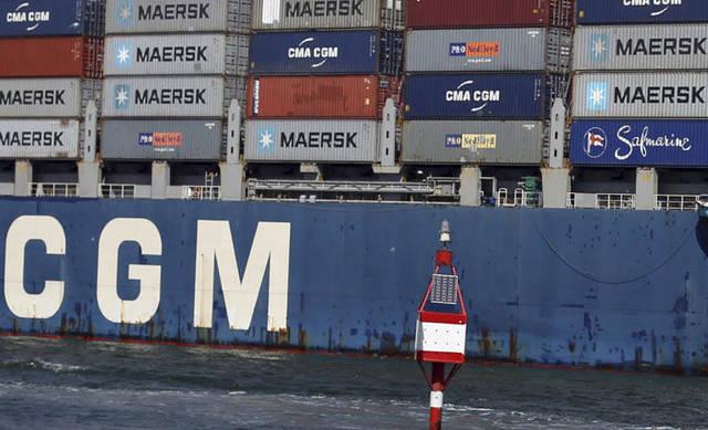 تراجع فائض الميزان التجاري في ألمانيا مع هبوط الصادرات