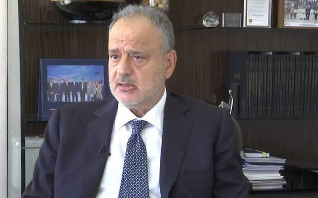 ميشال العقاد، الرئيس التنفيذي للبنك الأهلي الكويتي