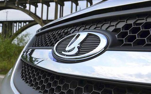 """""""لادا"""" هي علامة تجارية لشركة أفتوفاز الروسية المصنعة للسيارات"""