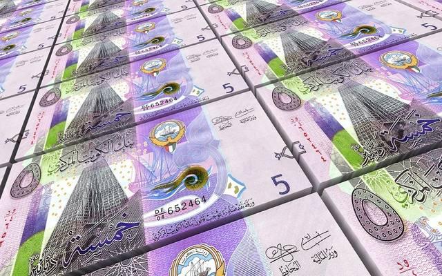 عملات من فئة 5 دنانير كويتية
