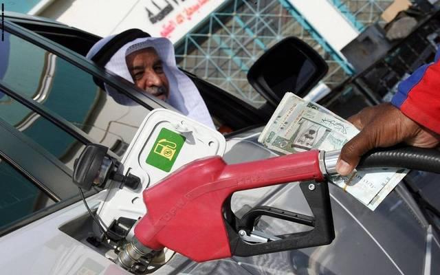 محطة للتزود بالوقود في السعودية
