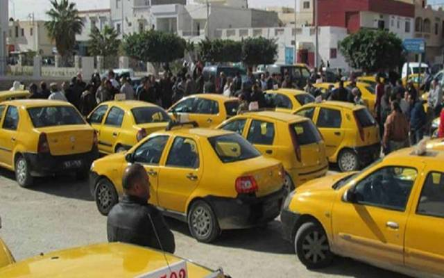 سيارات الأجرة بالعراق