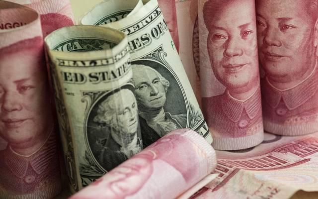 عملة الصين تتجه لتسجيل ثالث خسائر أسبوعية في شهر