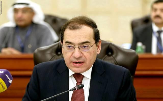 وزير البترول المصري طارق الملا