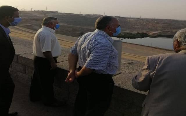 وزير الري المصري في السودان