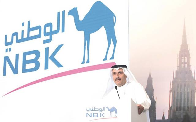 الرئيس التنفيذي لمجموعة بنك الكويت الوطني، عصام جاسم الصقر