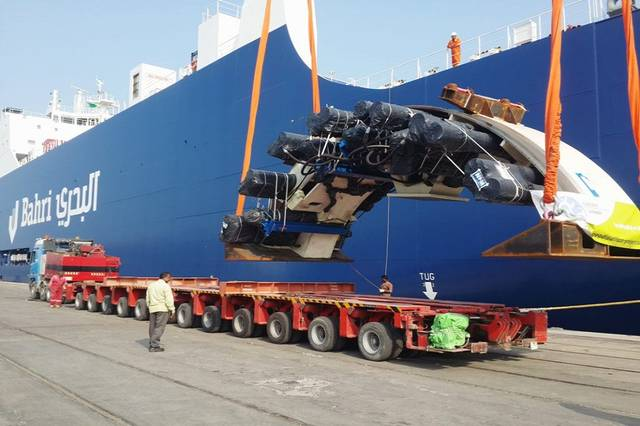 Bahri advanced 36 positions within two years