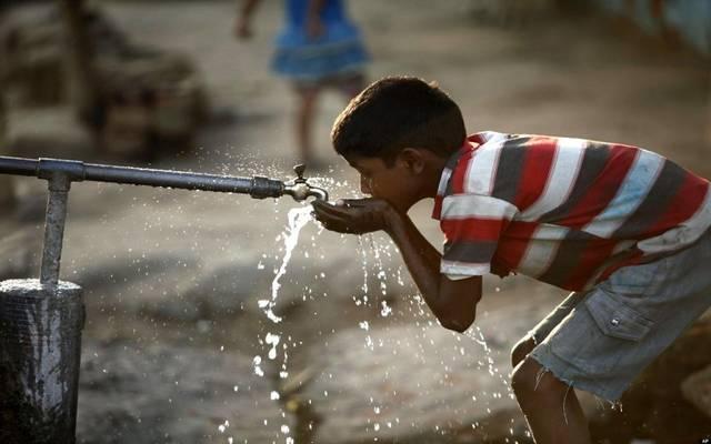95% من الأسر الفلسطينية بإمكانها الحصول على مصدر محسن وآمن للماء
