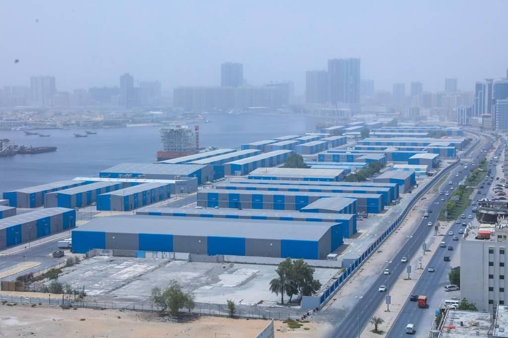 عجمان.. المنطقة الحرة تقتنص 32% من الصادرات