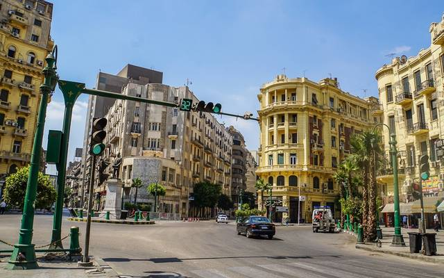 Downtown Cairo - (Photo Archive)